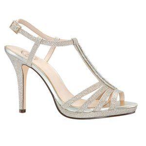 I. Miller Roizy Strappy Glitter Heels Sandals